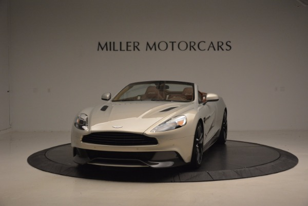 Used 2015 Aston Martin Vanquish Volante for sale Sold at Rolls-Royce Motor Cars Greenwich in Greenwich CT 06830 1