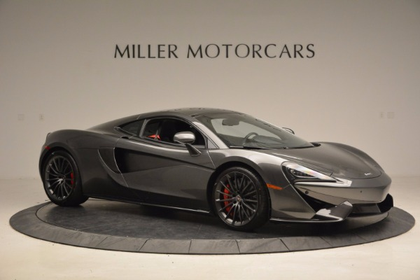 New 2017 McLaren 570GT for sale Sold at Rolls-Royce Motor Cars Greenwich in Greenwich CT 06830 10