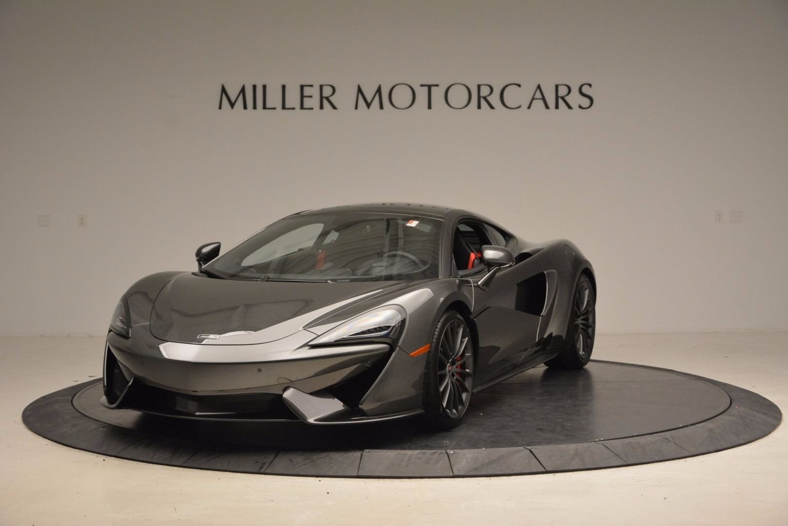 New 2017 McLaren 570GT for sale Sold at Rolls-Royce Motor Cars Greenwich in Greenwich CT 06830 1