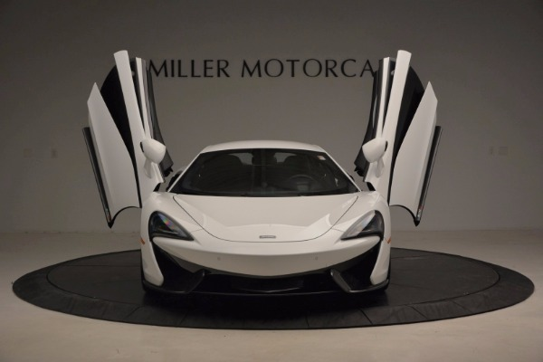 New 2017 McLaren 570S for sale Sold at Rolls-Royce Motor Cars Greenwich in Greenwich CT 06830 13