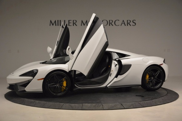 New 2017 McLaren 570S for sale Sold at Rolls-Royce Motor Cars Greenwich in Greenwich CT 06830 15
