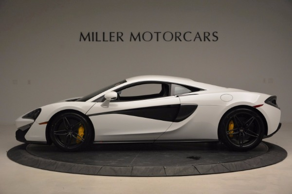 New 2017 McLaren 570S for sale Sold at Rolls-Royce Motor Cars Greenwich in Greenwich CT 06830 3