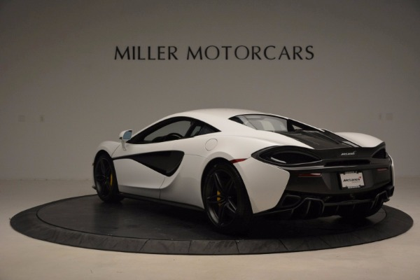 New 2017 McLaren 570S for sale Sold at Rolls-Royce Motor Cars Greenwich in Greenwich CT 06830 5