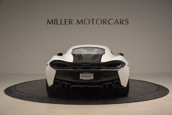 New 2017 McLaren 570S for sale Sold at Rolls-Royce Motor Cars Greenwich in Greenwich CT 06830 6