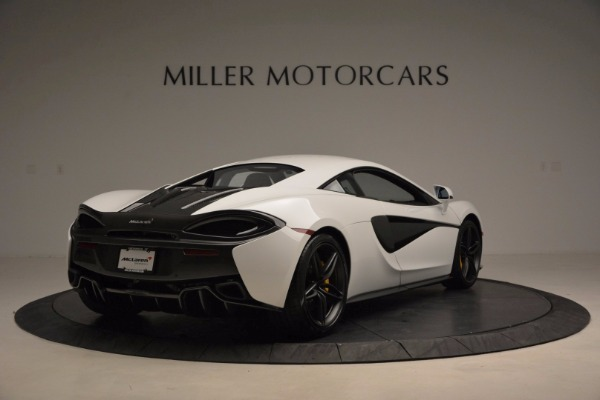 New 2017 McLaren 570S for sale Sold at Rolls-Royce Motor Cars Greenwich in Greenwich CT 06830 7