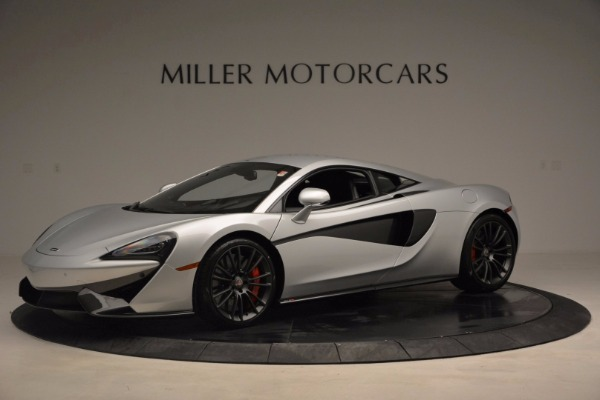 Used 2017 McLaren 570S for sale Sold at Rolls-Royce Motor Cars Greenwich in Greenwich CT 06830 2