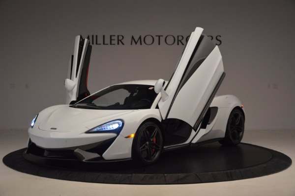 Used 2017 McLaren 570S for sale Sold at Rolls-Royce Motor Cars Greenwich in Greenwich CT 06830 14
