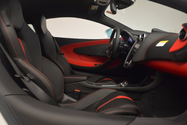 Used 2017 McLaren 570S for sale Sold at Rolls-Royce Motor Cars Greenwich in Greenwich CT 06830 20