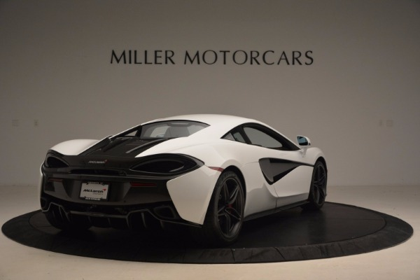 Used 2017 McLaren 570S for sale Sold at Rolls-Royce Motor Cars Greenwich in Greenwich CT 06830 7