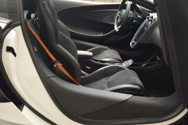 Used 2017 McLaren 570GT for sale Sold at Rolls-Royce Motor Cars Greenwich in Greenwich CT 06830 19