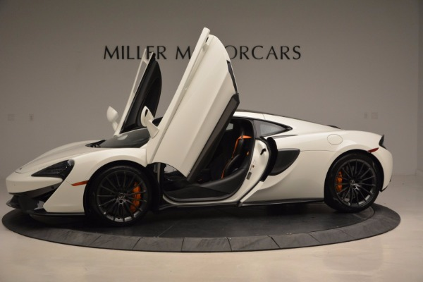 Used 2017 McLaren 570GT for sale Sold at Rolls-Royce Motor Cars Greenwich in Greenwich CT 06830 24
