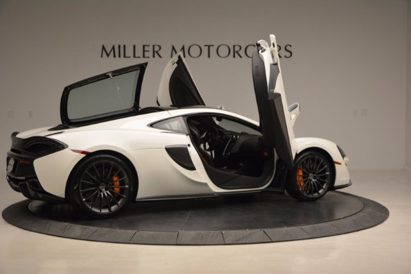 Used 2017 McLaren 570GT for sale Sold at Rolls-Royce Motor Cars Greenwich in Greenwich CT 06830 26