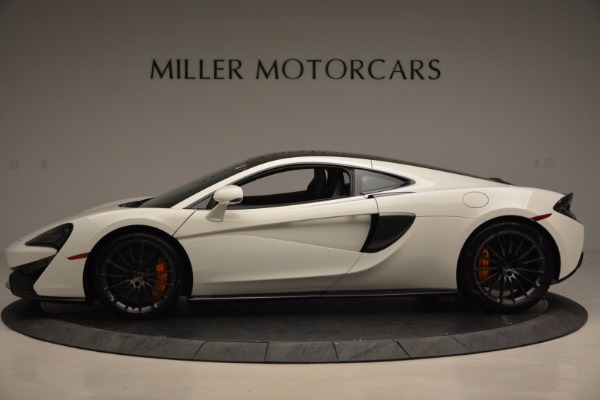 Used 2017 McLaren 570GT for sale Sold at Rolls-Royce Motor Cars Greenwich in Greenwich CT 06830 3