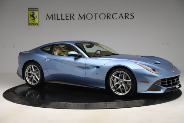 Used 2015 Ferrari F12 Berlinetta for sale Sold at Rolls-Royce Motor Cars Greenwich in Greenwich CT 06830 10
