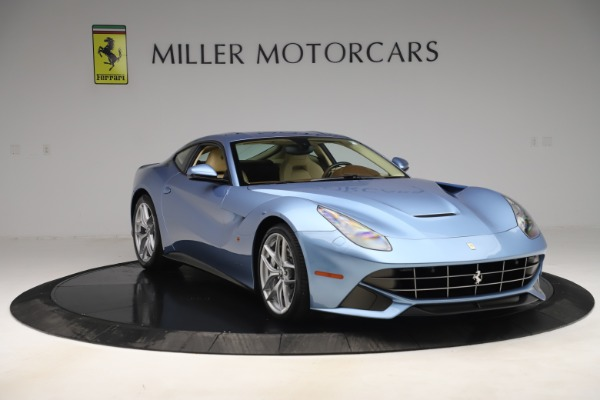 Used 2015 Ferrari F12 Berlinetta for sale Sold at Rolls-Royce Motor Cars Greenwich in Greenwich CT 06830 11