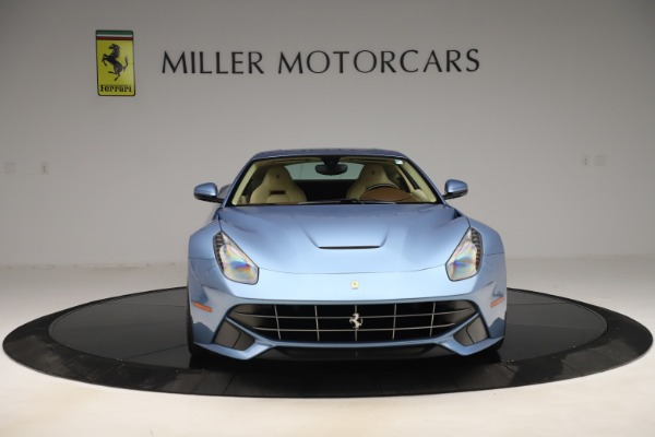 Used 2015 Ferrari F12 Berlinetta for sale Sold at Rolls-Royce Motor Cars Greenwich in Greenwich CT 06830 12