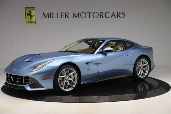 Used 2015 Ferrari F12 Berlinetta for sale Sold at Rolls-Royce Motor Cars Greenwich in Greenwich CT 06830 2