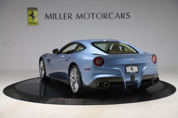 Used 2015 Ferrari F12 Berlinetta for sale Sold at Rolls-Royce Motor Cars Greenwich in Greenwich CT 06830 5