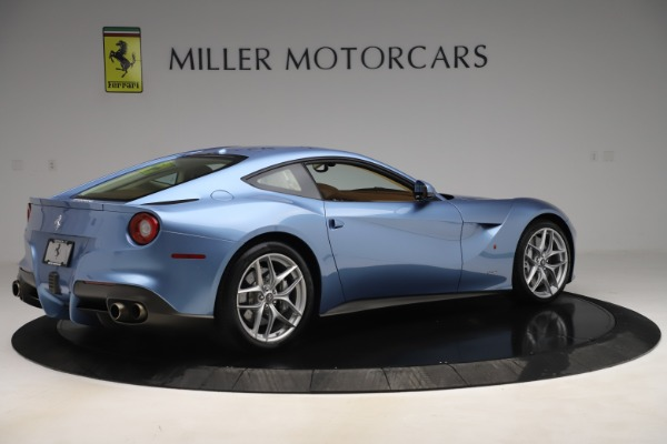 Used 2015 Ferrari F12 Berlinetta for sale Sold at Rolls-Royce Motor Cars Greenwich in Greenwich CT 06830 8