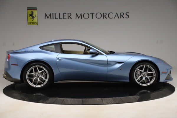 Used 2015 Ferrari F12 Berlinetta for sale Sold at Rolls-Royce Motor Cars Greenwich in Greenwich CT 06830 9