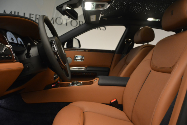 New 2018 Rolls-Royce Ghost for sale Sold at Rolls-Royce Motor Cars Greenwich in Greenwich CT 06830 19