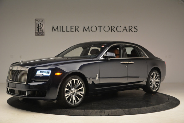New 2018 Rolls-Royce Ghost for sale Sold at Rolls-Royce Motor Cars Greenwich in Greenwich CT 06830 2