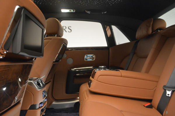 New 2018 Rolls-Royce Ghost for sale Sold at Rolls-Royce Motor Cars Greenwich in Greenwich CT 06830 22
