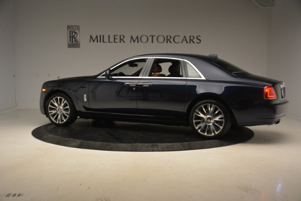 New 2018 Rolls-Royce Ghost for sale Sold at Rolls-Royce Motor Cars Greenwich in Greenwich CT 06830 4