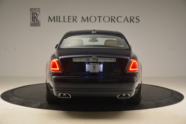 New 2018 Rolls-Royce Ghost for sale Sold at Rolls-Royce Motor Cars Greenwich in Greenwich CT 06830 6