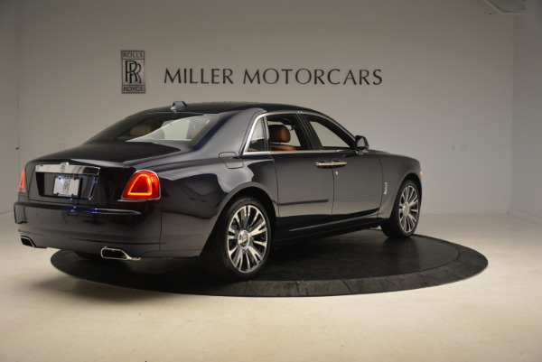 New 2018 Rolls-Royce Ghost for sale Sold at Rolls-Royce Motor Cars Greenwich in Greenwich CT 06830 8