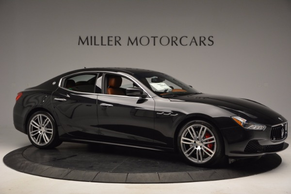 Used 2014 Maserati Ghibli S Q4 for sale Sold at Rolls-Royce Motor Cars Greenwich in Greenwich CT 06830 10