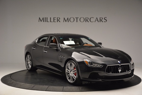 Used 2014 Maserati Ghibli S Q4 for sale Sold at Rolls-Royce Motor Cars Greenwich in Greenwich CT 06830 11