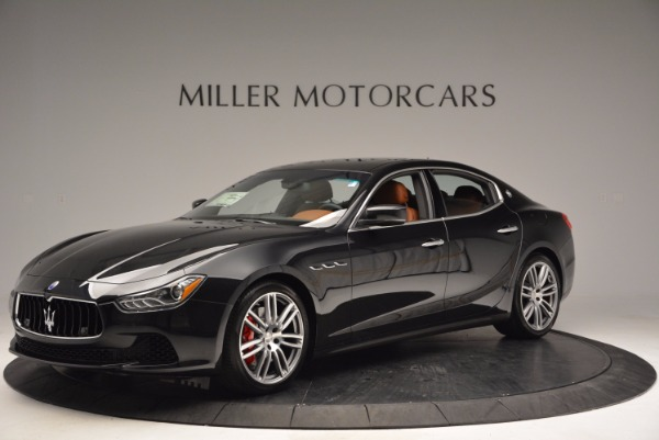Used 2014 Maserati Ghibli S Q4 for sale Sold at Rolls-Royce Motor Cars Greenwich in Greenwich CT 06830 2