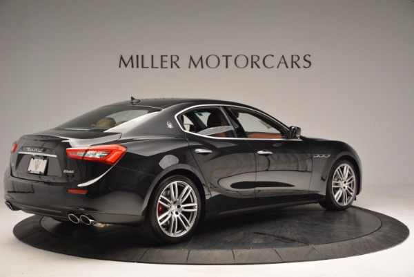 Used 2014 Maserati Ghibli S Q4 for sale Sold at Rolls-Royce Motor Cars Greenwich in Greenwich CT 06830 8