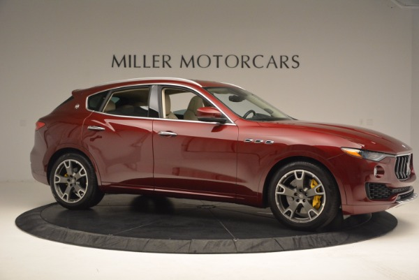 Used 2017 Maserati Levante S for sale Sold at Rolls-Royce Motor Cars Greenwich in Greenwich CT 06830 10