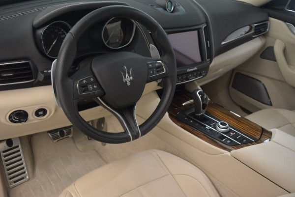 Used 2017 Maserati Levante S for sale Sold at Rolls-Royce Motor Cars Greenwich in Greenwich CT 06830 13