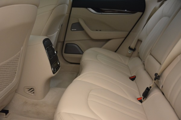 Used 2017 Maserati Levante S for sale Sold at Rolls-Royce Motor Cars Greenwich in Greenwich CT 06830 17