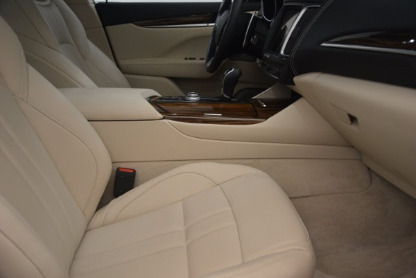 Used 2017 Maserati Levante S for sale Sold at Rolls-Royce Motor Cars Greenwich in Greenwich CT 06830 20