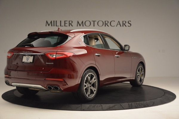Used 2017 Maserati Levante S for sale Sold at Rolls-Royce Motor Cars Greenwich in Greenwich CT 06830 7