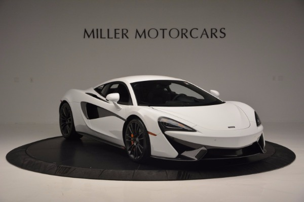 Used 2016 McLaren 570S for sale Sold at Rolls-Royce Motor Cars Greenwich in Greenwich CT 06830 11