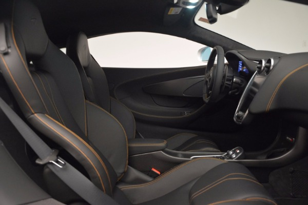 Used 2016 McLaren 570S for sale Sold at Rolls-Royce Motor Cars Greenwich in Greenwich CT 06830 17