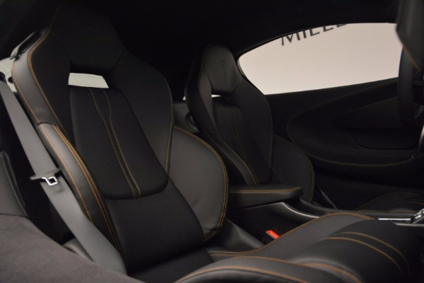 Used 2016 McLaren 570S for sale Sold at Rolls-Royce Motor Cars Greenwich in Greenwich CT 06830 18
