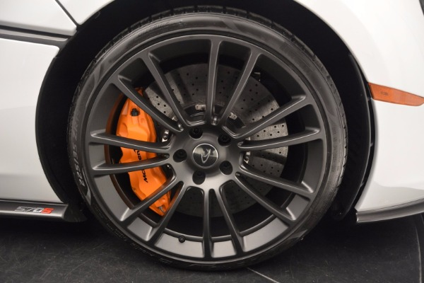 Used 2016 McLaren 570S for sale Sold at Rolls-Royce Motor Cars Greenwich in Greenwich CT 06830 19