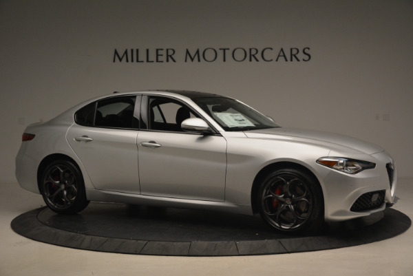 New 2017 Alfa Romeo Giulia Ti Q4 for sale Sold at Rolls-Royce Motor Cars Greenwich in Greenwich CT 06830 10