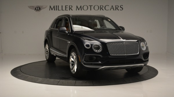 Used 2018 Bentley Bentayga W12 Signature for sale Sold at Rolls-Royce Motor Cars Greenwich in Greenwich CT 06830 11