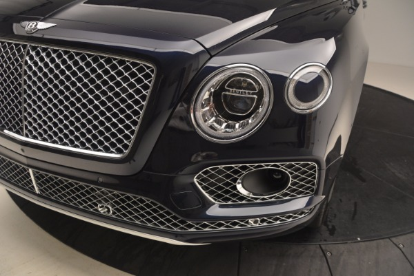 Used 2018 Bentley Bentayga W12 Signature for sale Sold at Rolls-Royce Motor Cars Greenwich in Greenwich CT 06830 15