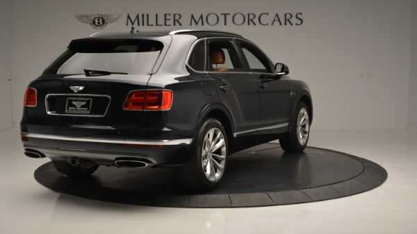 Used 2018 Bentley Bentayga W12 Signature for sale Sold at Rolls-Royce Motor Cars Greenwich in Greenwich CT 06830 7