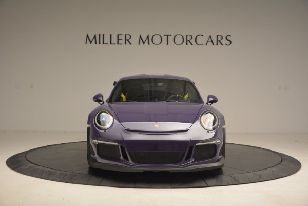 Used 2016 Porsche 911 GT3 RS for sale Sold at Rolls-Royce Motor Cars Greenwich in Greenwich CT 06830 12