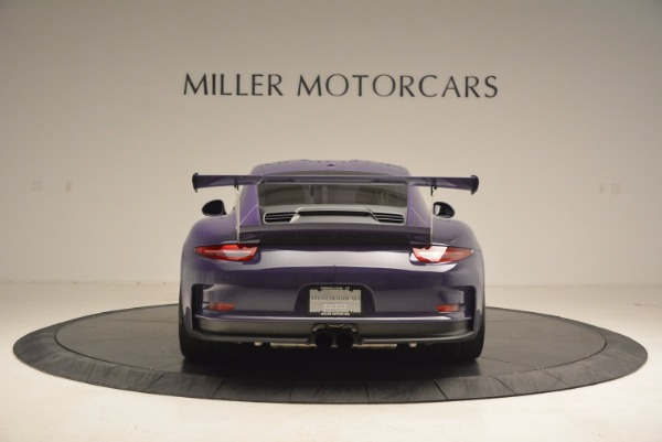 Used 2016 Porsche 911 GT3 RS for sale Sold at Rolls-Royce Motor Cars Greenwich in Greenwich CT 06830 6