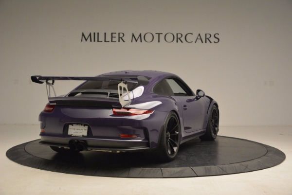 Used 2016 Porsche 911 GT3 RS for sale Sold at Rolls-Royce Motor Cars Greenwich in Greenwich CT 06830 7